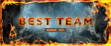 BEST  TEAM  BARWENA  2020